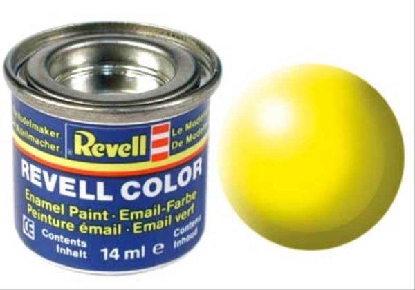 REVELL 32312 leuchtgelb, seidenmatt RAL 1026 14 ml-Dose