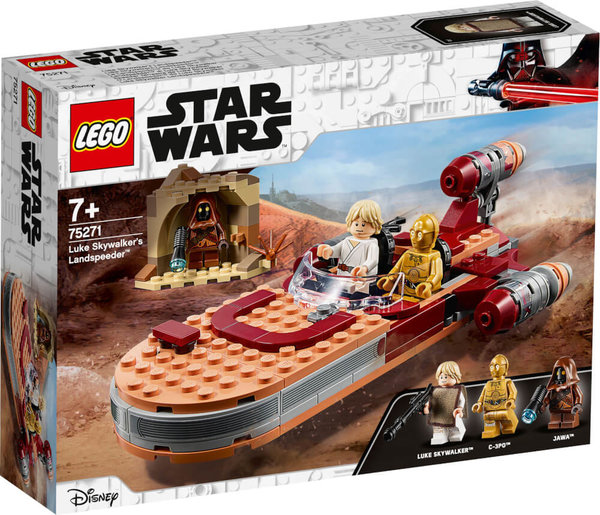 75271 LEGO® Star Wars Luke Skywalkers Landspeeder