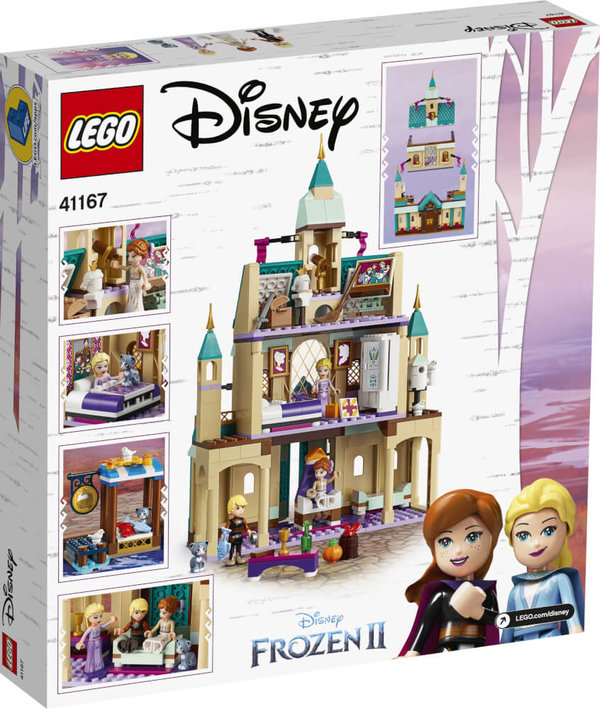 41167 LEGO® Disney Princess Schloss Arendelle