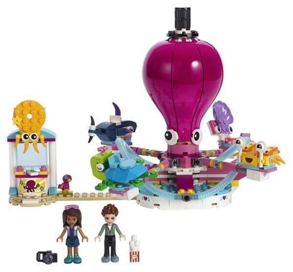 41373 LEGO® Friends Lustiges Oktopus-Karussell