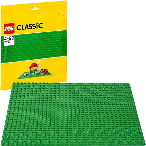 10700 LEGO® Classic Grüne Grundplatte