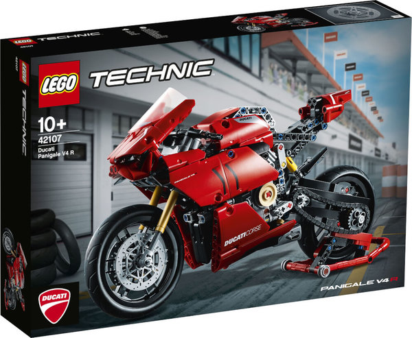 42107 LEGO® Technic Ducati Panigale V4 R