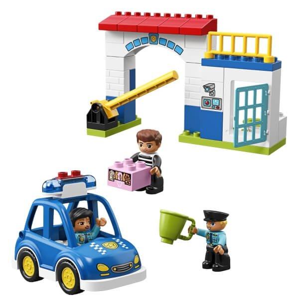 10902 LEGO® DUPLO® Polizeistation