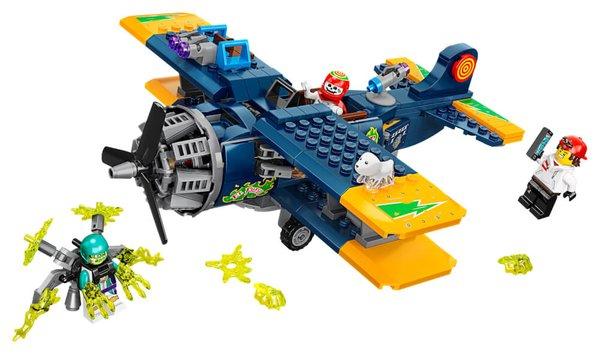 70429 LEGO® HIDDEN Side El Fuegos Stunt-Flugzeug