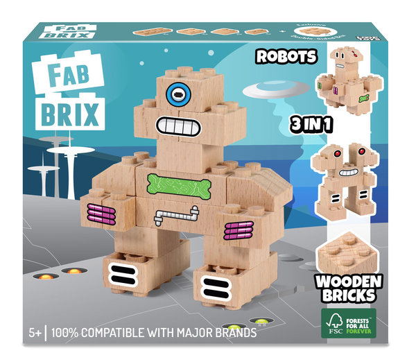 FabBRIX 1805  Robots