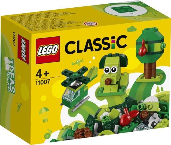 11007 LEGO® Classic Grünes Kreativ-Set
