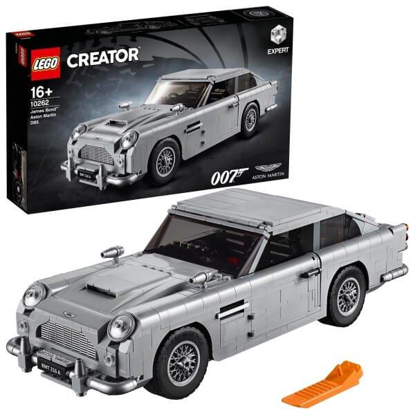 10262 LEGO® Creator James Bond Aston Martin DB5