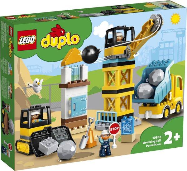 10932 LEGO® DUPLO® Baustelle mit Abrissbirne