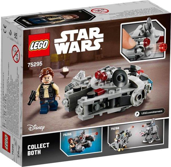 75295 LEGO® Star Wars#  Millennium Falcon# Microfighter