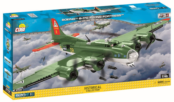 5703 COBI B17 FLYING FORTRESS