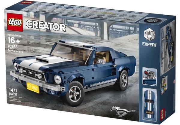 10265 LEGO® Creator Creator Ford Mustang