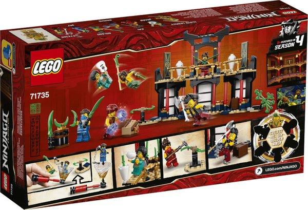 71735 LEGO® NINJAGO  Turnier der Elemente