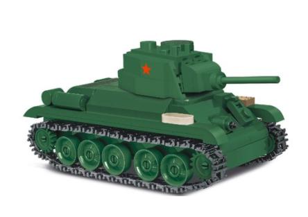 Cobi 3061 T-34 Kampfpanzer Scale 1:48 (World of Tanks)