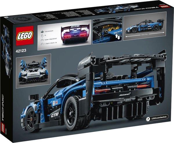 42123  LEGO® Technic McLaren Senna GTR#