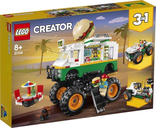 31104 LEGO® Creator Burger-Monster-Truck