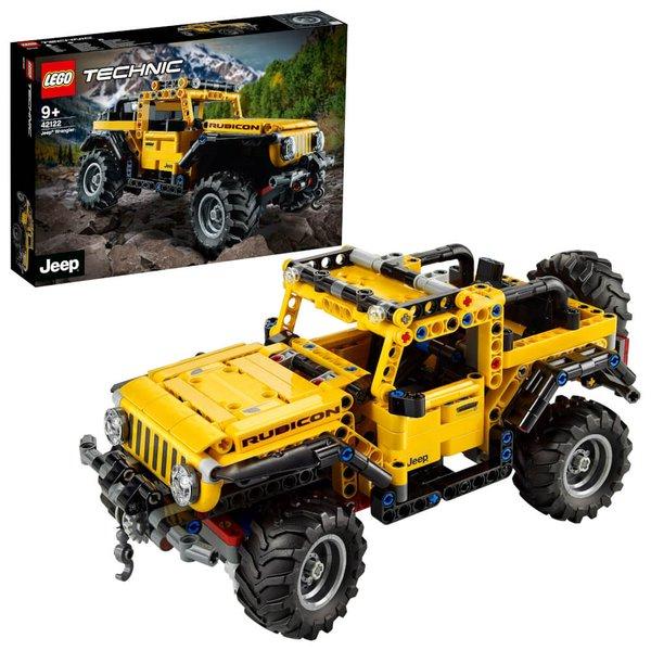 42122 LEGO® Technic  Jeep® Wrangler