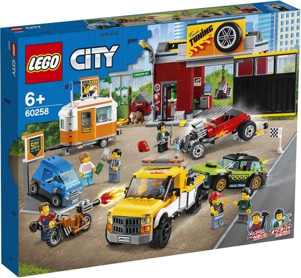60258 LEGO® City Tuning-Werkstatt