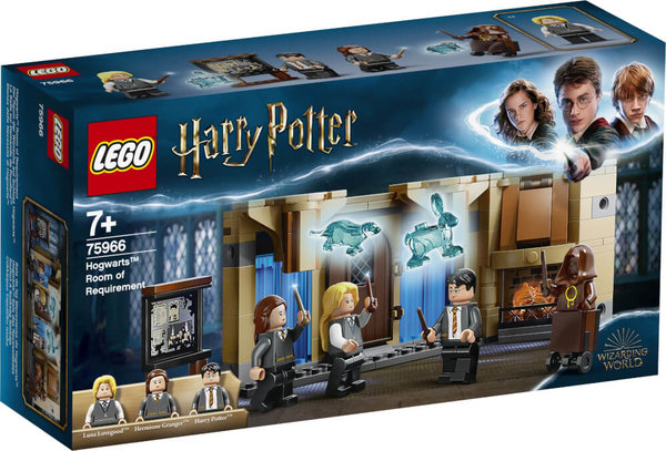 75966 LEGO® Harry Potter Der Raum der Wünsche auf Schloss Hogwarts