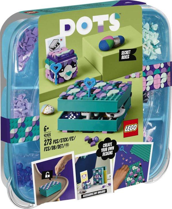 41925 LEGO® DOTS  Geheimbox mit Schlüsselhalter