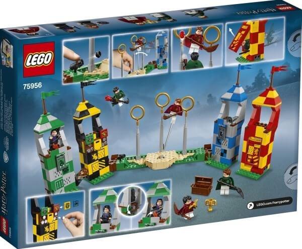 75956 LEGO® Harry Potter Quidditch Turnier