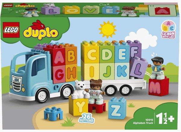 10915 LEGO® DUPLO® - Mein erster Abc-Lastwagen