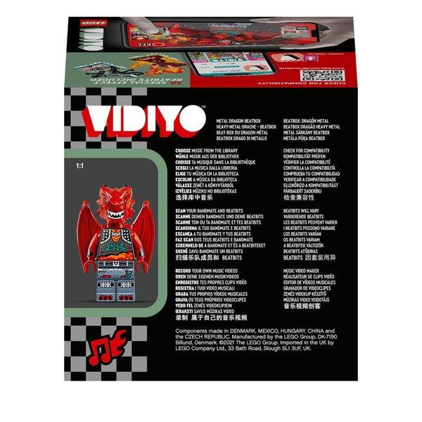 43109 LEGO® VIDIYO  Metal Dragon BeatBox