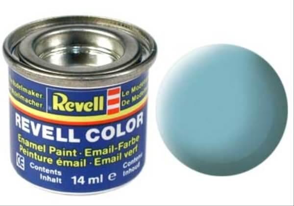 REVELL 32155 lichtgrün, matt RAL 6027 14 ml-Dose