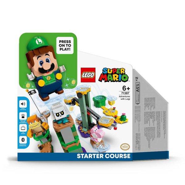 71387  LEGO® Super Mario Abenteuer mit Luigi # Starterset