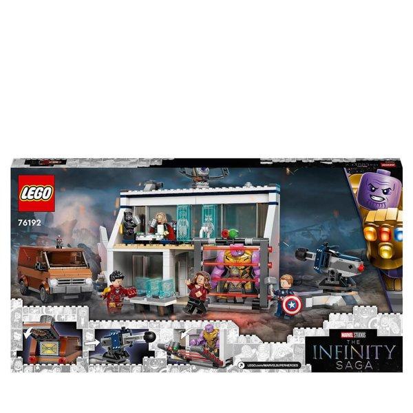 76192 LEGO® Marvel Super Heroes# Avengers: Endgame # Letztes Duell