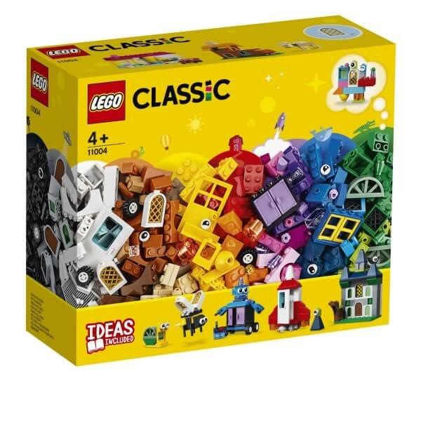 11004 LEGO® Classic Bausteine - Kreativ mit Fenstern
