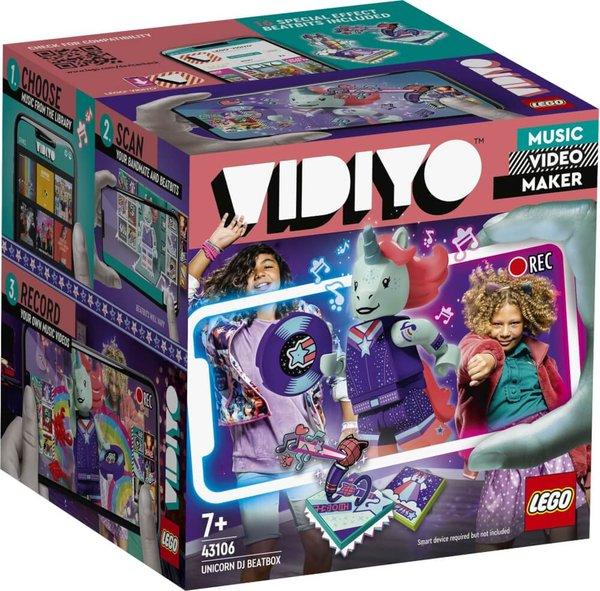 43106 LEGO® VIDIYO Unicorn DJ BeatBox