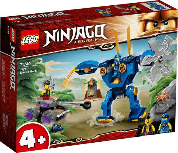 71740 LEGO® NINJAGO Jays Elektro-Mech