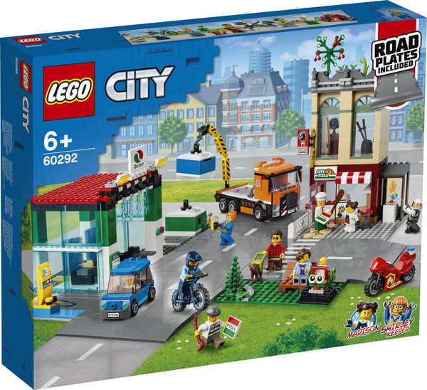 60292 LEGO® City  Stadtzentrum