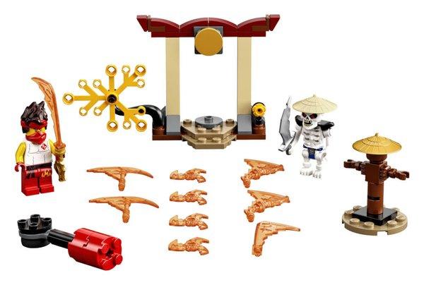 71730 LEGO® NINJAGO Battle Set: Kai vs. Skulkin