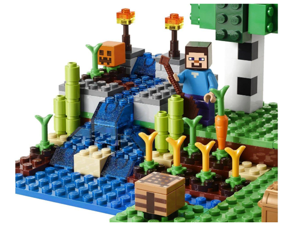 21114 LEGO® Minecraft Die Farm
