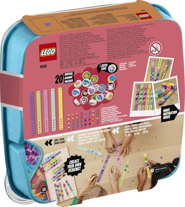 41913 LEGO® DOTs Freundschaftsarmbänder Kreativset