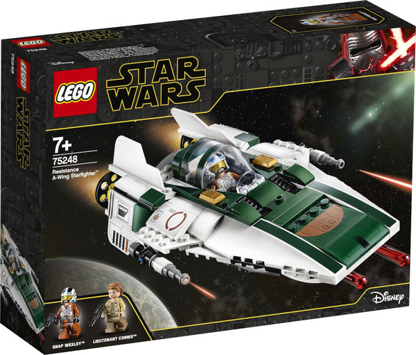 75248 LEGO® Star Wars Widerstands A-Wing Starfighter