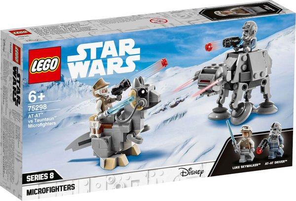 75298 LEGO® Star Wars#  AT-AT# vs Tauntaun# Microfighters
