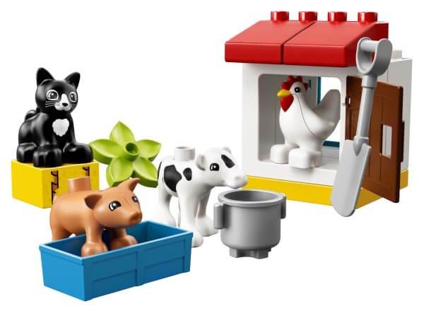 10870 LEGO® DUPLO® Tiere auf dem Bauernhof