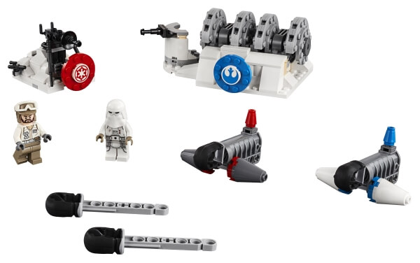 75239 LEGO® Star Wars Action Battle Hoth Generator-Attacke