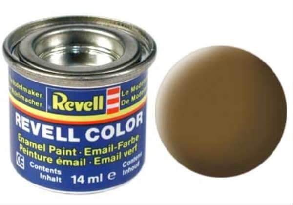 REVELL 32187 erdfarbe, matt RAL 7006 14 ml-Dose