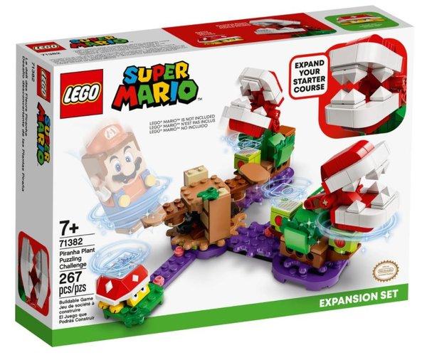 LEGO® Super Mario 71382 Piranha-Pflanzen-Herausforderung # Erweiterungsset