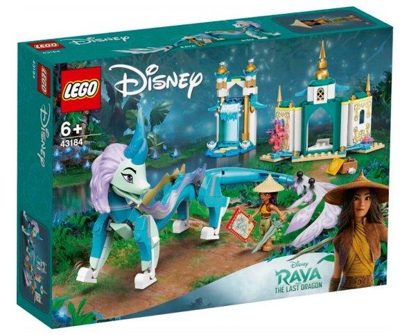 43184 LEGO® Disney Princess Raya und der Sisu Drache