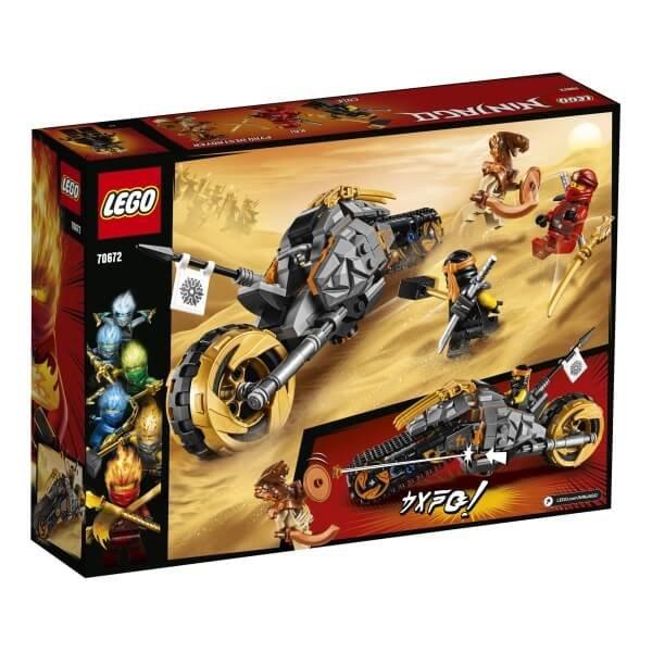 70672 LEGO® Ninjago Coles Offroad-Bike