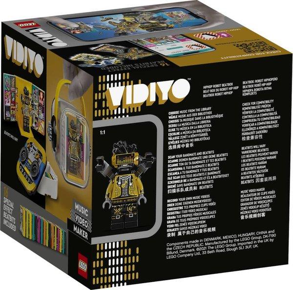 43107 LEGO® VIDIYO HipHop Robot BeatBox