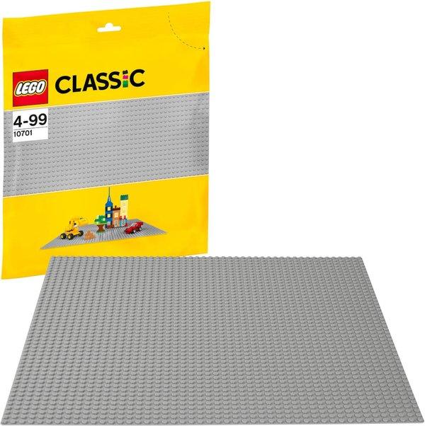 10701 LEGO® Classic Graue Grundplatte