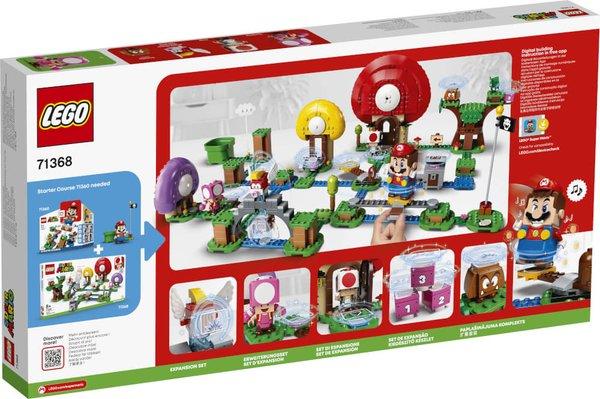 71368 LEGO® Super Mario Toads Schatzsuche Erweiterungsset