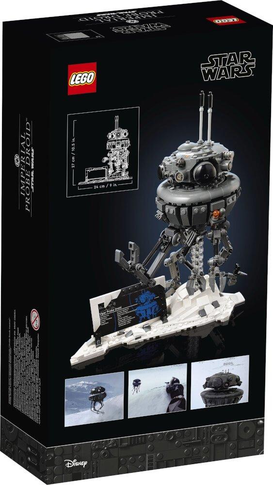 LEGO® Star Wars# 75306 Imperialer Suchdroide