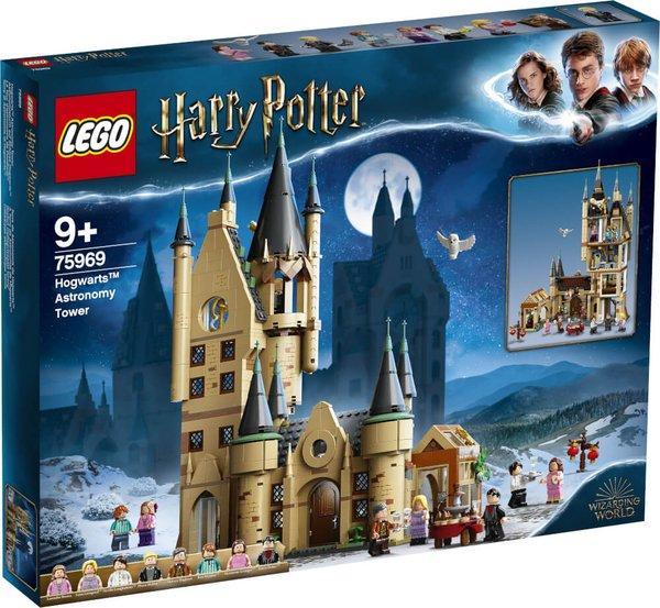 75969 LEGO® Harry Potter Astronomieturm auf Schloss Hogwarts