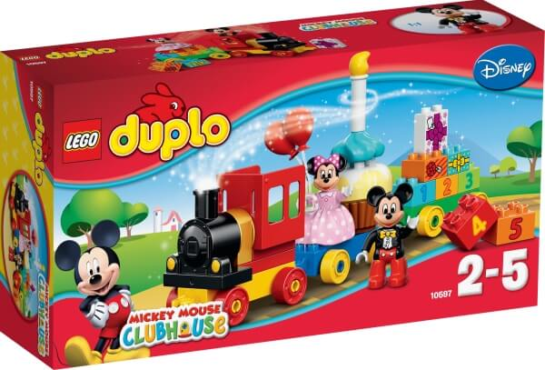 10597 LEGO® DUPLO® Geburtstagsparade
